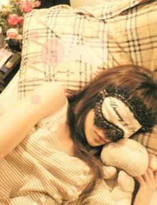 Rhinestone Silk Eye Mask do you have 230x300 Rhinestone Silk Eye Mask do you have?