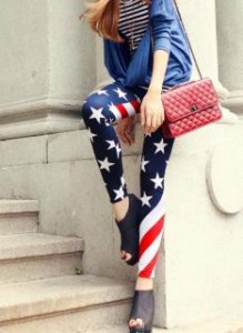 Flag Design Fashion Legging is newest in dear lover site 219x300 Flag Design Fashion Legging is newest in dear lover site