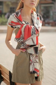 Latest fashion scarves are cool in dear lover site 198x300 Latest fashion scarves are cool in dear lover site