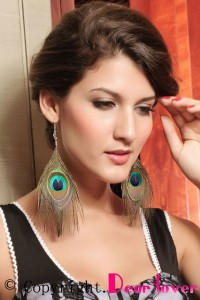 2013 Feather Earrings are wonderful for you 200x300 2013 Feather Earrings are wonderful for you