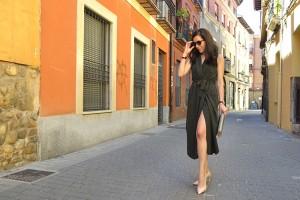vestido camisero verde spring look trends gallery ootd 4 300x200 ARMY GREEN