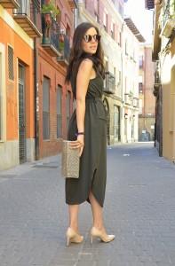 vestido camisero verde spring look trends gallery ootd 8 197x300 ARMY GREEN